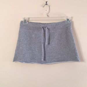 Aerie Casual Grey Skirt Size XS